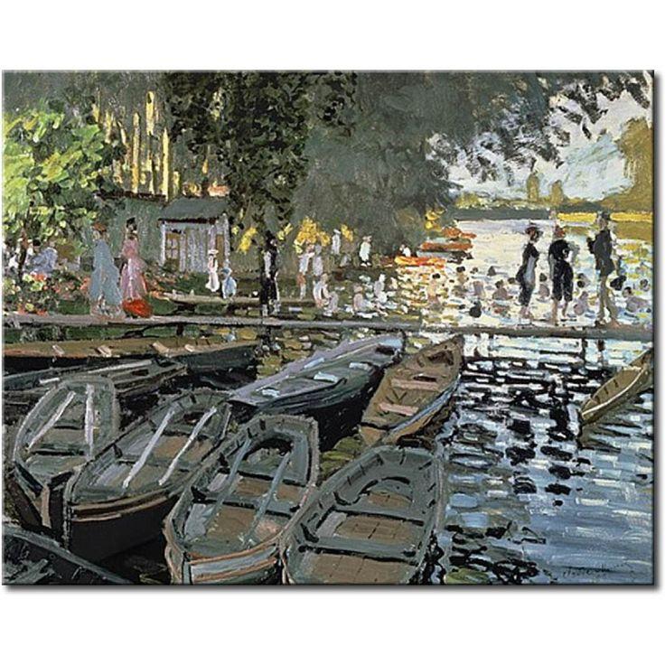 Las grandes obras de Monet en tu casa - Ve colección de reproducciones en la galería Artgeist #monet #claudemonet #cuadro #cuadros #impresionismo #artgeist