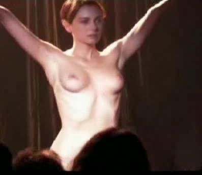 "CELEBRITY NUDE CENTURY: Mia Kirshner (""The L Word"")"