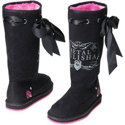 Metal Mulisha These Boots- Black