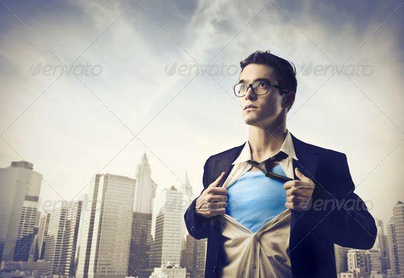 Superboy - Stock Photo | PhotoDune