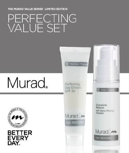 Resurgence Starter Kit Re-texturize and perfect a lackluster complexion!
