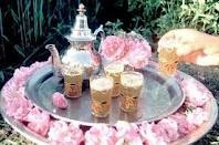 awesome tea set...center piece