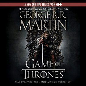 Amazon.com: A Game of Thrones: A Song of Ice and Fire, Book 1 (Audible Audio Edition): Roy Dotrice, George R. R. Martin, Random House Audio: Books