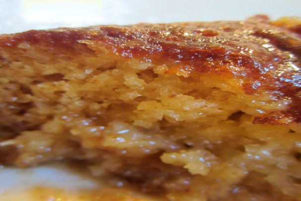 Malva Pudding, South African Baked Dessert. Photo by SnufkinFin