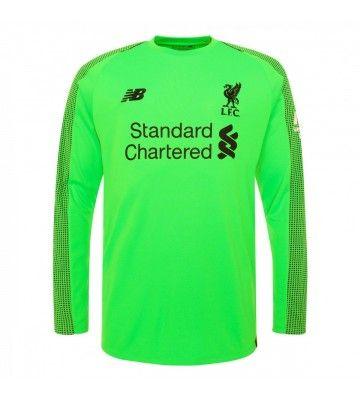 f3e28a52 Liverpool Keeper Bortedrakt 18-19 Langermet | LIVERPOOL DRAKTER ...
