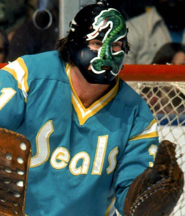 Gary Simmons,California Seals (1974-1976)