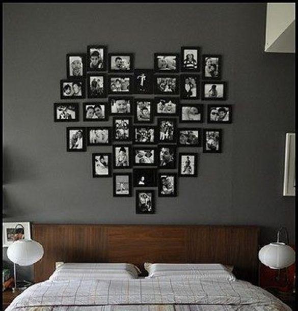 93 best images about fai da te on pinterest | un, natale and stencils - Idee Per Arredare Una Parete