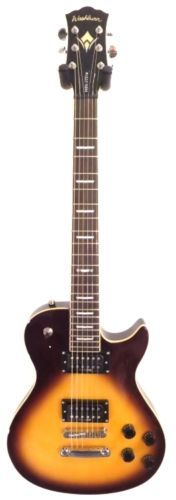 #Guitars #Musical Washburn Standard Idol Series WINSTD/TSB Sunburst Electric Guitar - Blem #B743 #Christmas #Gifts