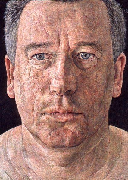 Antony Williams self portrait