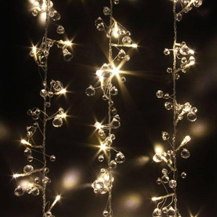 Crystal Ball LED Fairy Lights | Crystal Ball, Light Chain And Led Fairy  Lights