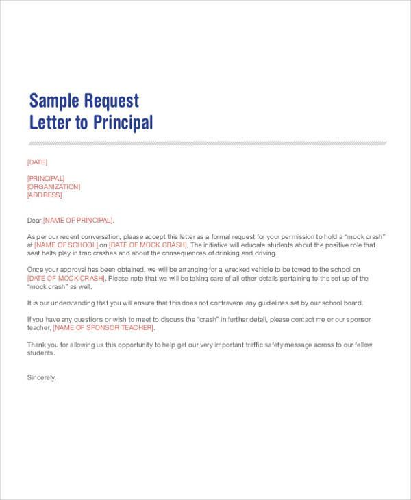 Help me write a formal letter