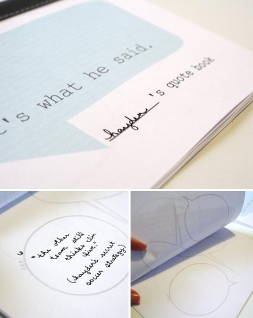 kinderpendent: kids quote books ..tutorial