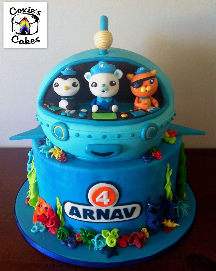 61 best Cakes UnderwaterSurfSwim images on Pinterest Fondant