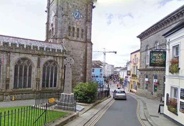 St. Austell, Cornwall