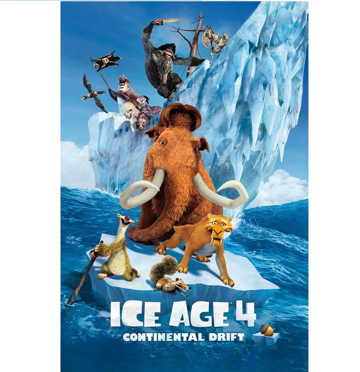 FREE Ice Age 4 Continental Drift Film - Gratisfaction UK