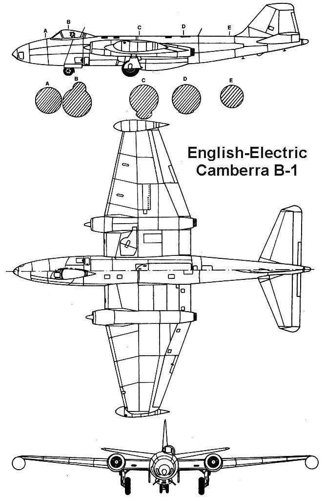 88 best Martin B-57 Canberra images on Pinterest