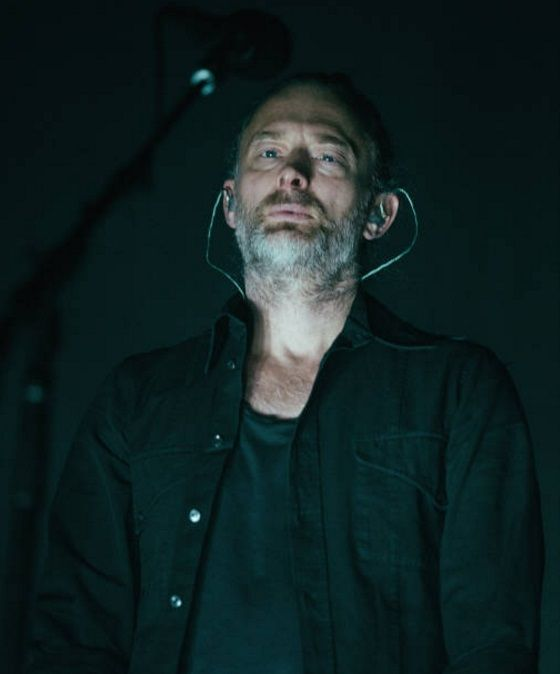 Thom Yorke - #Radiohead - Philips Arena on April 1, 2017 in Atlanta, Georgia - By David A. Smith