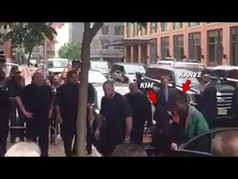 Media Ribs: Kim Kardashian Arrives in NYC with Presidential Le...