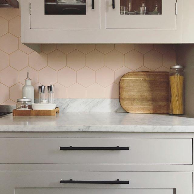 Black Door Handle Skyscraper Kitchen Door Handle In Three Colours In 2020 Kitchen Door Handles Kitchen Cabinets Makeover Cottage Kitchen Design