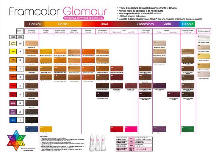 FRAMCOLOR GLAMOUR