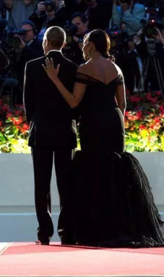 President Obama and First Lady Michelle<3<3