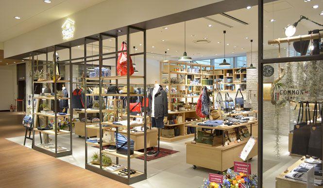 ザ コモン テンポの3号店がルクア イーレにオープン THE COMMON TEMPO