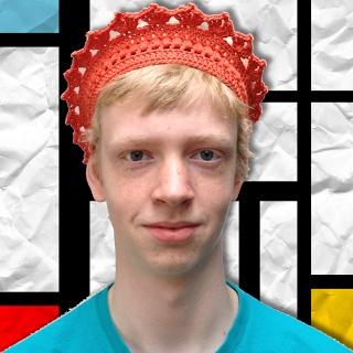 Willem de Tweede, haken, kroon, patroon, crochet, crown, pattern, coronation day