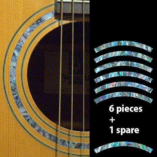 Inlay Sticker - Guitar Sound Hole - 6.95$