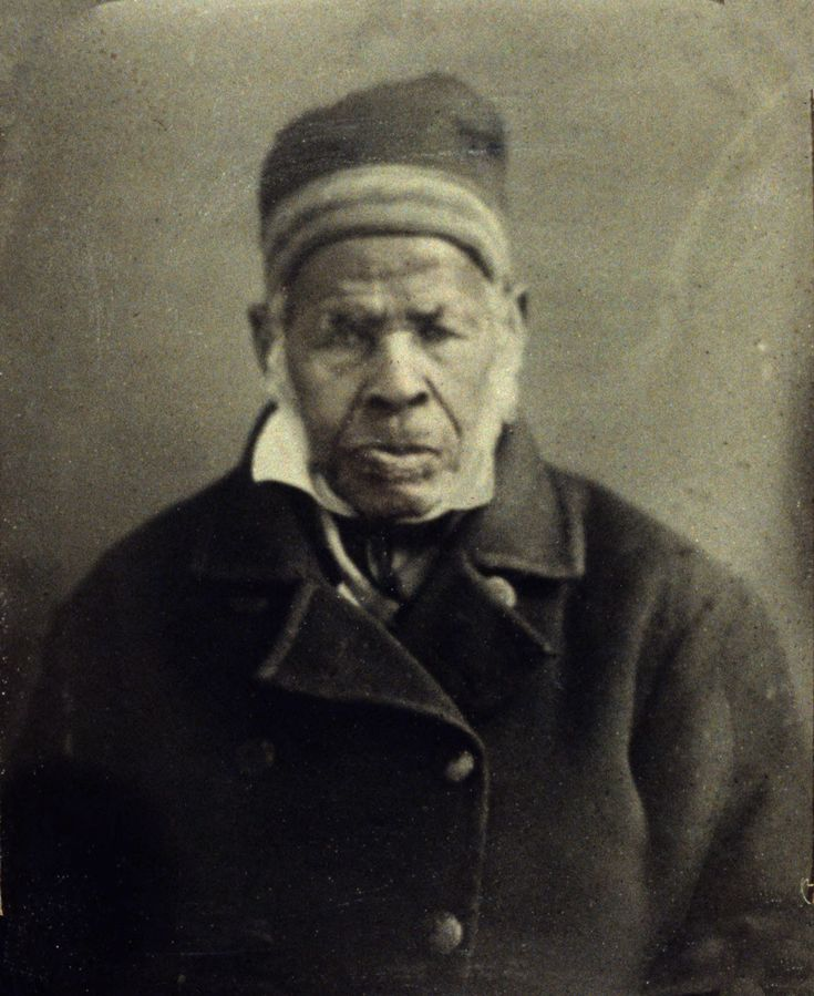 """Omar Ibn Said (1770-1864, aka """"Uncle Moro"""" or """"Moreau"""") was the son of a wealthy family in what is now Senegal, who received a scholar's education. He was enslaved and brought to South Carolina in 1807, just before the importing of slaves was outlawed. He fled, was re-captured in Fayetteville, NC, and spent the rest of his life as a house slave.  He left 14 manuscripts in Arabic, including a partial copy of the Quran done from memory, essays on history and theology, and an autobiography."""