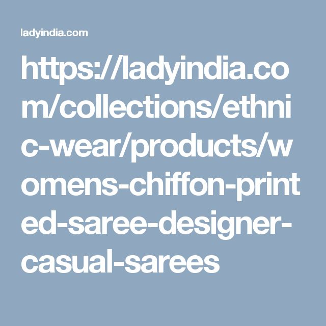 https://ladyindia.com/collections/ethnic-wear/products/womens-chiffon-printed-saree-designer-casual-sarees