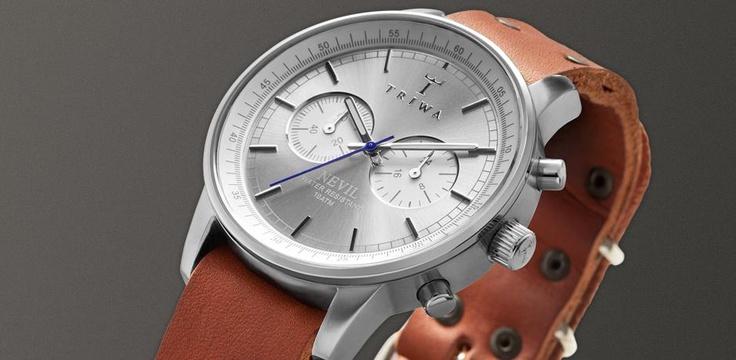 Triwa Nevil Brown - http://www.horloges.nl/triwa-stirling-brown-nevil