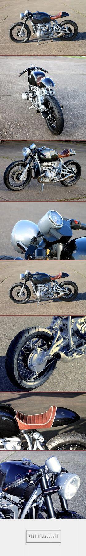 Ottonero Cafe Racer: BMW R80 - created via https://pinthemall.net