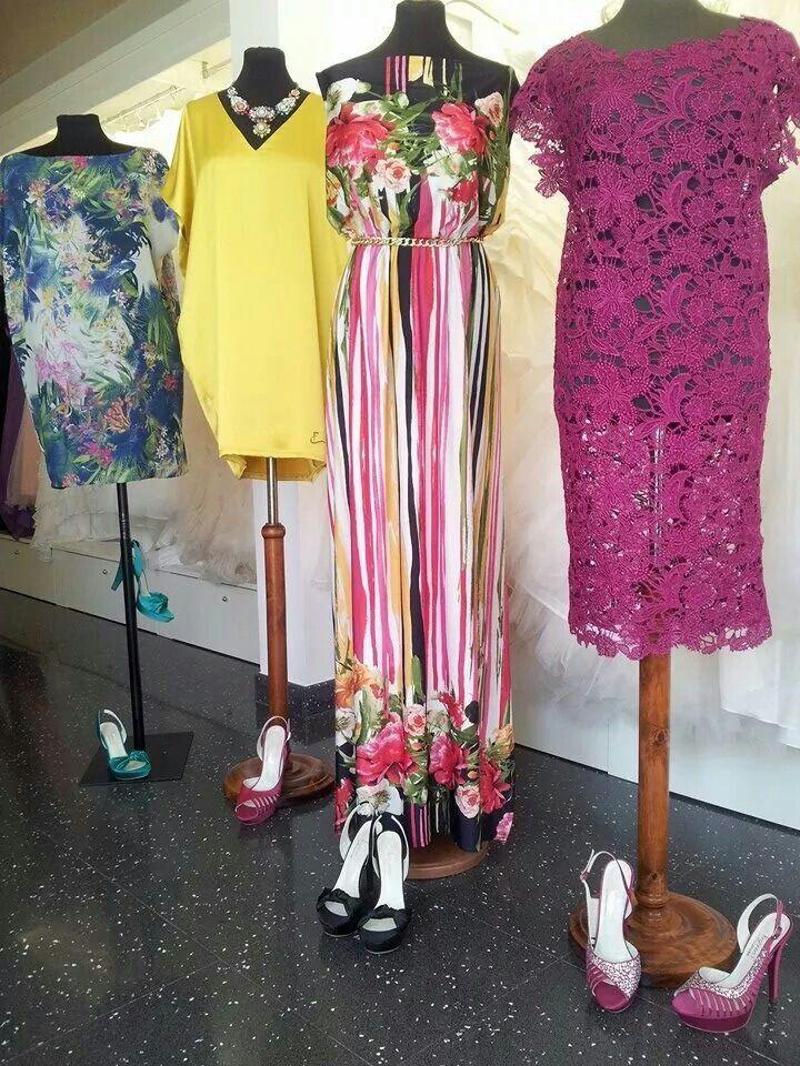 Un Espolosione di colore nel mio Estro creativo..... Atelier Alta Moda Sposa Francesca Cellamare