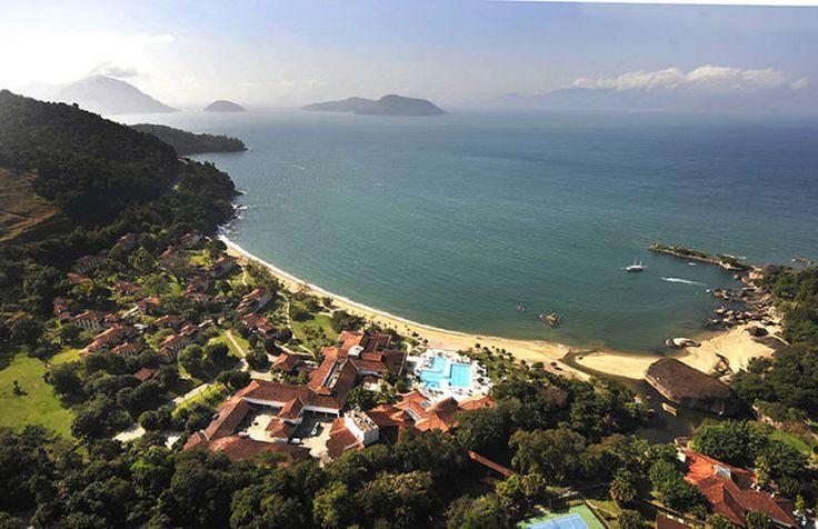 Club Med Countdown zu Olympia 2016 Den Olympioniken gleichmachen, im Club Med 4 Trident-Resort Rio das Pedras an der Costa Verde südlich von Rio de Janeiro