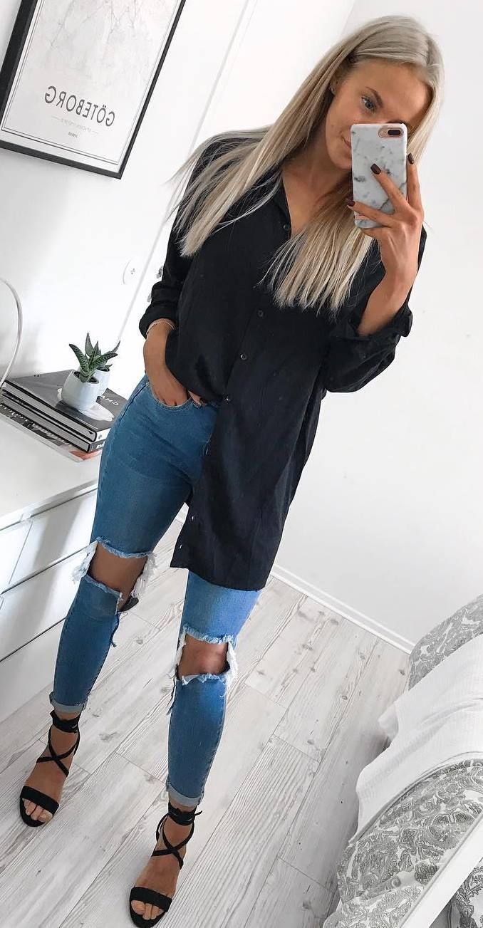 12 Spring Outfit Ideas for Every Day of the Month - Women Outfits
