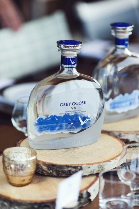 GREY GOOSE®, the world's best tasting vodka announces the global launch of an extraordinary new, ultra-premium expression of GREY GOOSE® – GREY GOOSE® VX spirit drink.