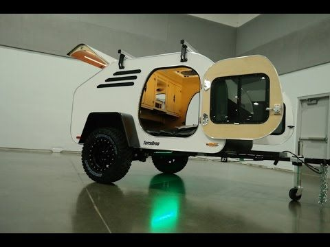 228 best Camping images on Pinterest | Truck, Van camping and Caravan
