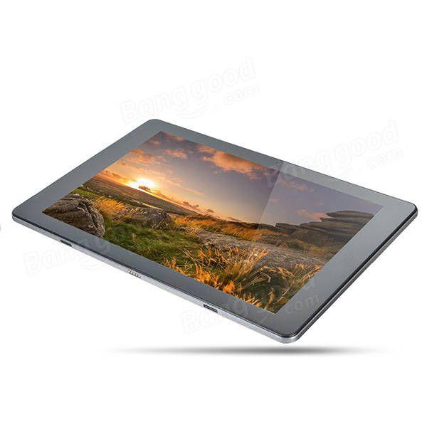 Chuwi Hi10 Plus 64GB Intel Cherry Trail X5 Z8350 Quad Core 10.8 Inch Dual OS Tablet With Keyboard Sale - Banggood.com