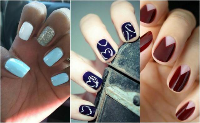 Jak malować krótkie paznokcie? Galeria wzorów