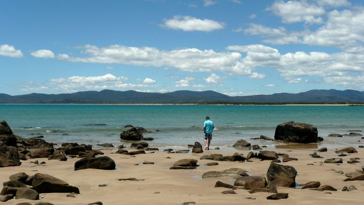 Port Sorell Beach #Tasmania