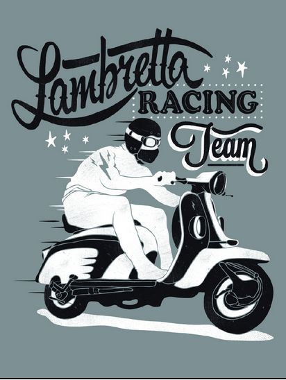 Lambretta racing team