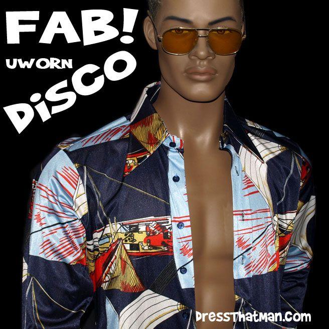 mens disco shirts on pinterest men s vintage discos and disco