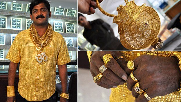 "Datta Phuge ""All Gold Everything"""