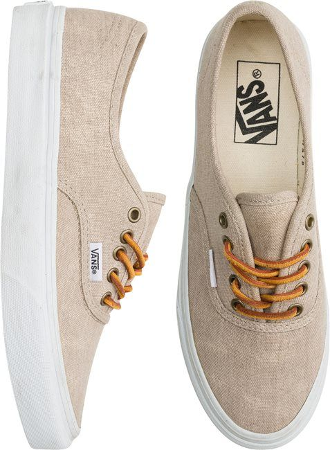 I don't normally wear vans, but if I saw these in a store, I'd for sure get them