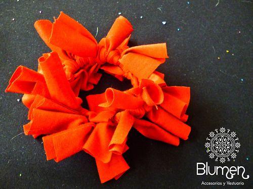 ~ Blumen ~ — ℒℴvℯ♥ collet rojo