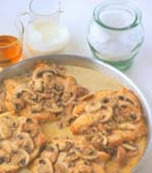 Receta Pollo al whisky Chus al microondas, nuestra receta Pollo al whisky Chus al microondas - Recetas enfemenino