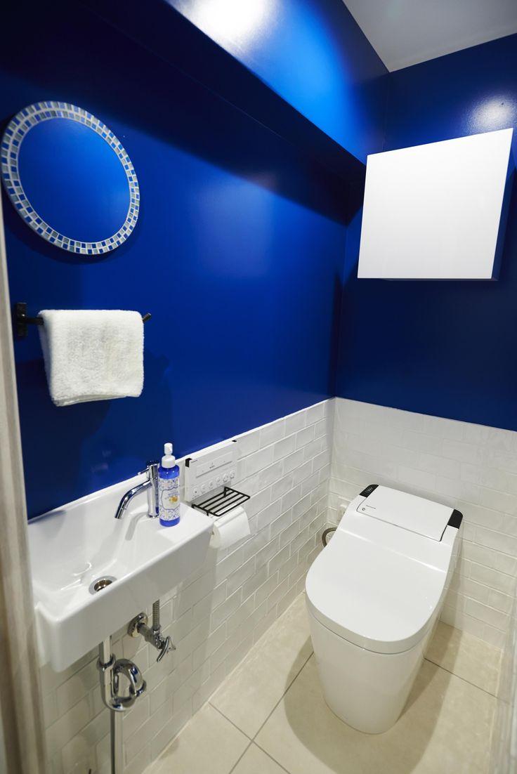 トイレ(港区のSOHO) - バス/トイレ事例|SUVACO(スバコ)