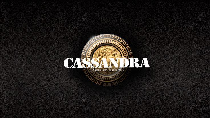 Cassandra  Designed by Nikos Zappas ®
