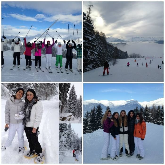 Join Surval Montreux Winter Camp in 2018! #wintercourses #swissboardingschools #bestschoolsinSwitzerland #educationinSwitzerland
