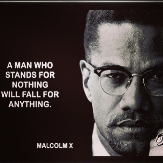 a description of martin luther king and malcom x as the two african americans fighting for the same  This photo shows african americans being able to sit in area  a journey through the life of martin luther king  the two adopted malcom x's doctrine of.